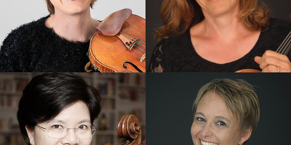 Klavierquartett - Spahr, Züsli, Chien, Lustenberger