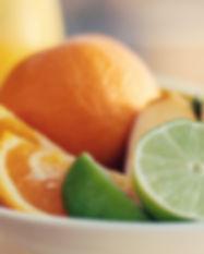 Bowl of fresh fruit