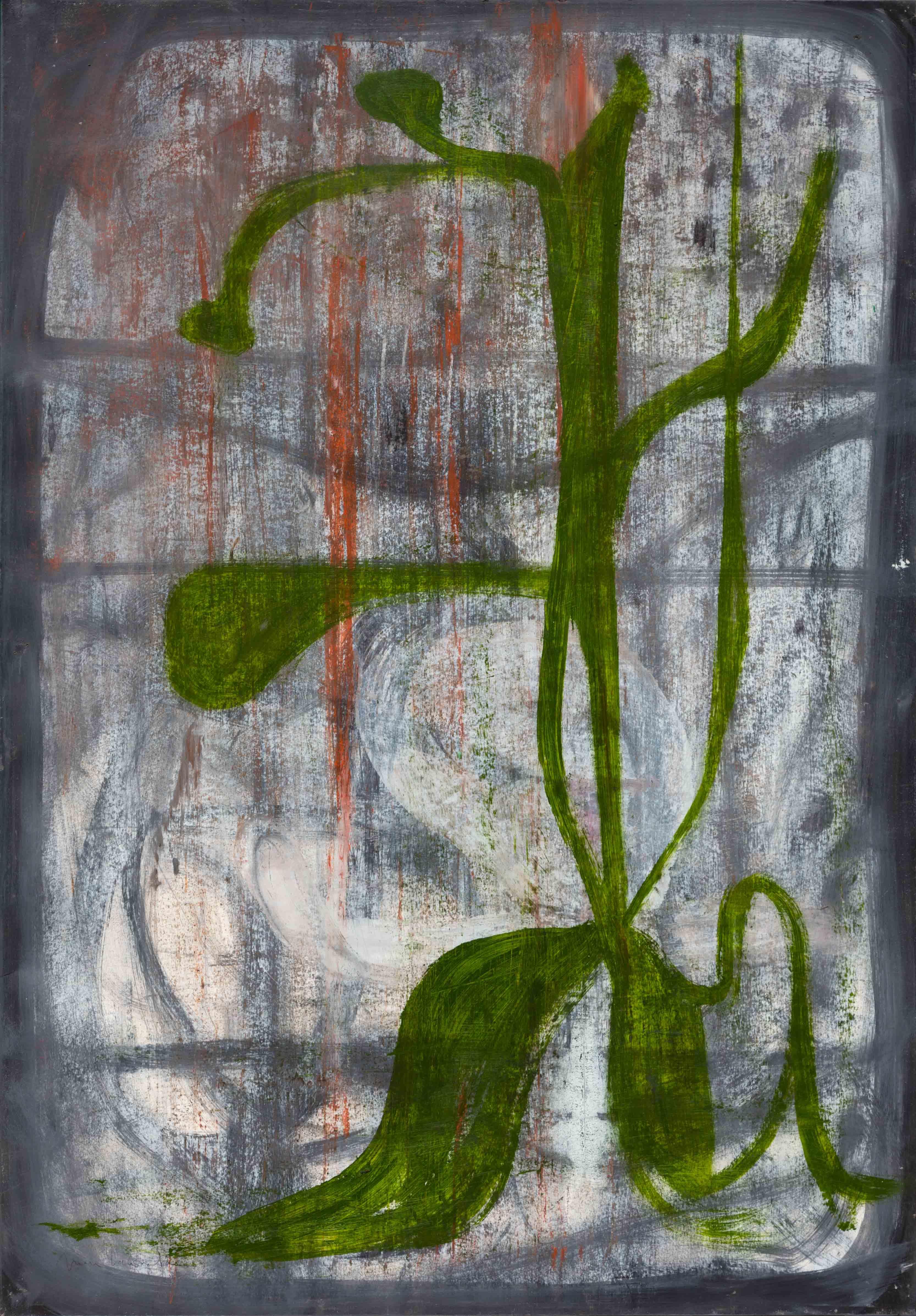 2009 Germinal gris y verde, 2