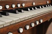 organ Closeup