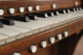 organ Closeup
