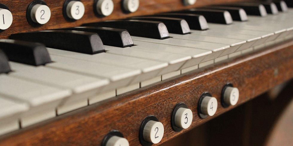 Organ and Prayer Time