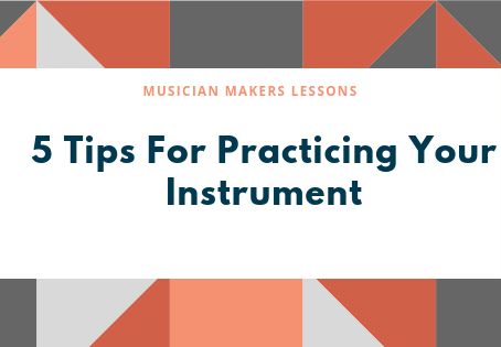 five practicing tips