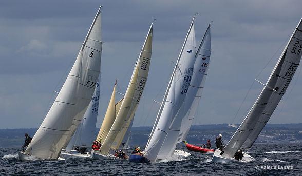 Challenge Métrique - Départ des 5.5 et 6MJI avec les dragons et Requins