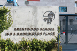 Brentwood East Campus entrance
