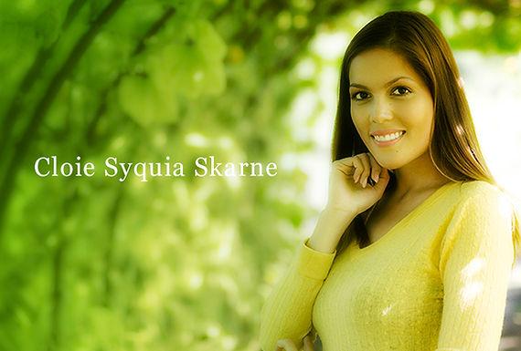 Cloie Syquia Skarne, Miss Earth Sweden