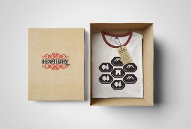 T-Shirt: Hextiles