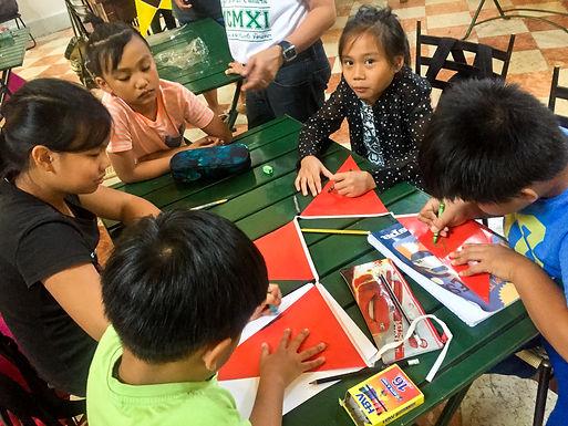 Teaching Filipino in Italy