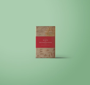 Cover: Maps of Tenderness