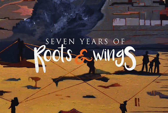 Get Roots & Wings in Print!