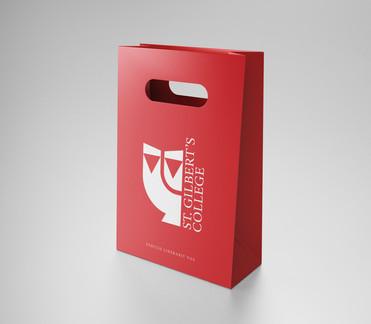 Shopping Bag: St. Gilbert's College