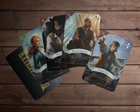 Card Designs: Breakwater