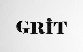 Wordmark: Grit
