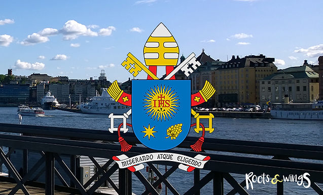 Pope Francis visits Sweden: A Personal Journey