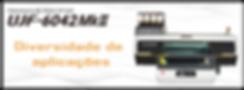 Impressora UV Mimaki UJF 6042