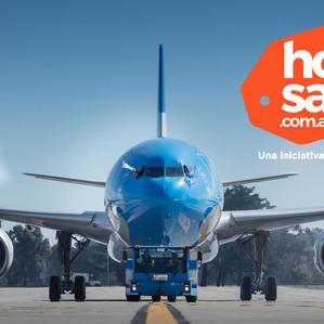 Hot Sale; Aerolíneas Argentinas