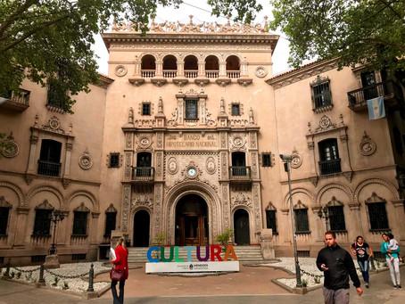 Guía rápida por la Ciudad de Mendoza