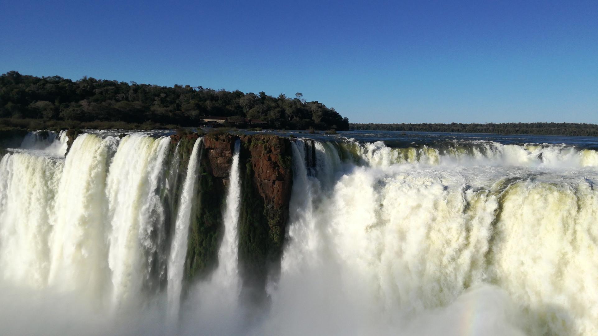 Garganta del Diablo, Parque Nacional Iguazú