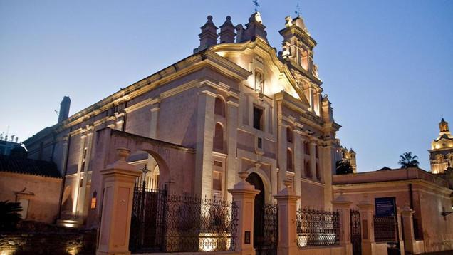 Monasterio de las Carmelitas Descalzas de San José e Iglesia de Santa Teresa