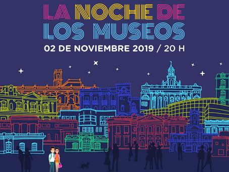 Ya falta poco, La Noche de los Museos
