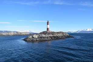 Isla Les Éclaireurs - Faro Les Éclaireur