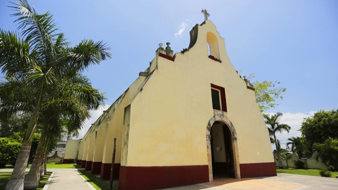 Iglesia San Joaquin - Bacalar