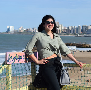 De la nieve a la playa, Mar del Plata