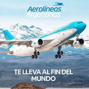 Aerolíneas Argentinas - Ushuaia