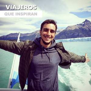 #Viajerosqueinspiran - Espíritu Viajero