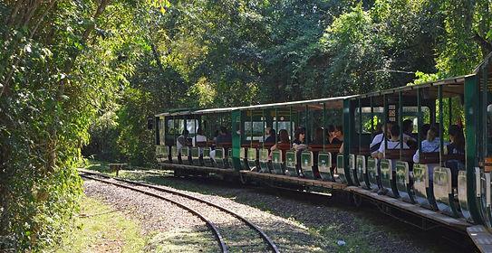 El Tren de la Selva, Parque Nacional Igu