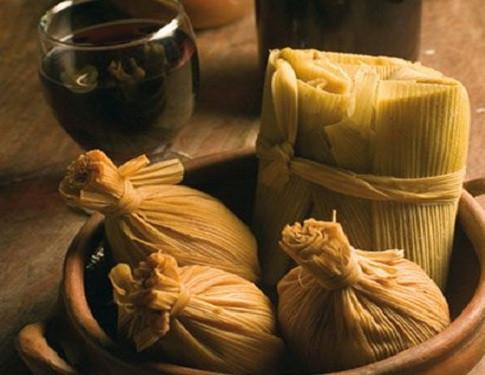 Tamales y Humitas salteños
