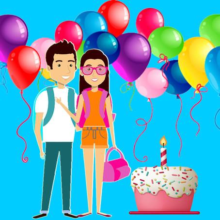 ¡Nuestro Blog esta de cumpleaños!