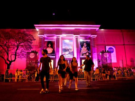 La noche de los Museos 2019 - Planifica tu noche