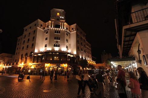 Peatonal Caseros