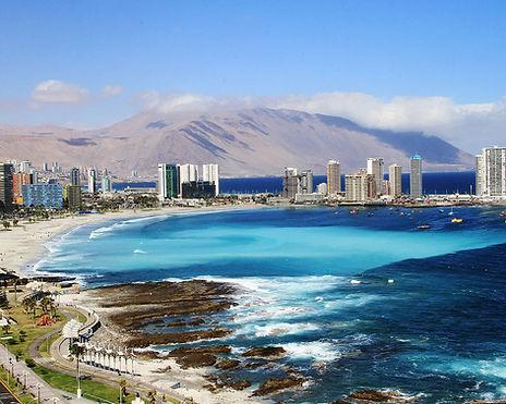 Iquique, Chile JXM