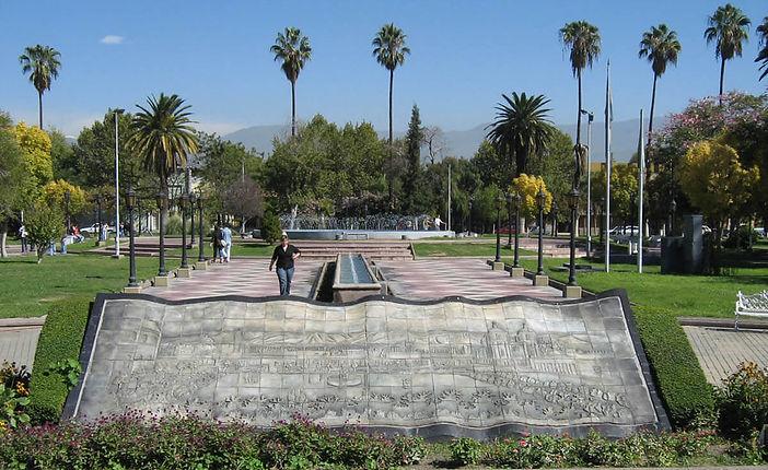 Plaza Pedro del Castillo