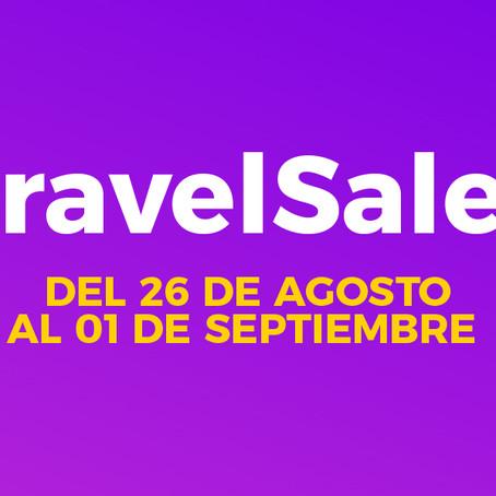 Comenzó el Travel Sale 2019