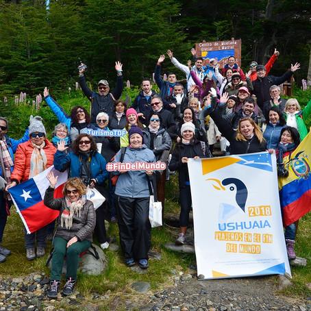 2° Encuentro Internacional de Viajeros en el Fin del Mundo