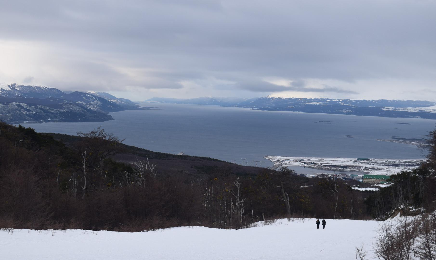 Centro de Montaña del Glaciar Martial