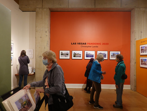 New Zone Gallery - Eugene hosts Landis exhibit