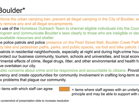 Safer Boulder highlighted during City Council Study Session