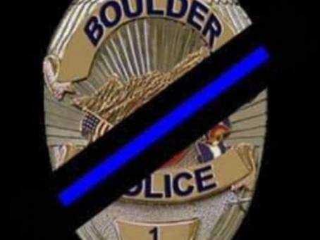 Our hearts are heavy as we mourn a tragedy