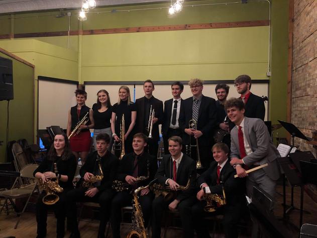 Duluth East Jazz 18-19 Final Performance!