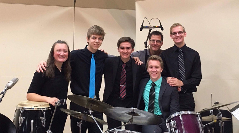 MMEA All-State 17-18 Rhythm Section!