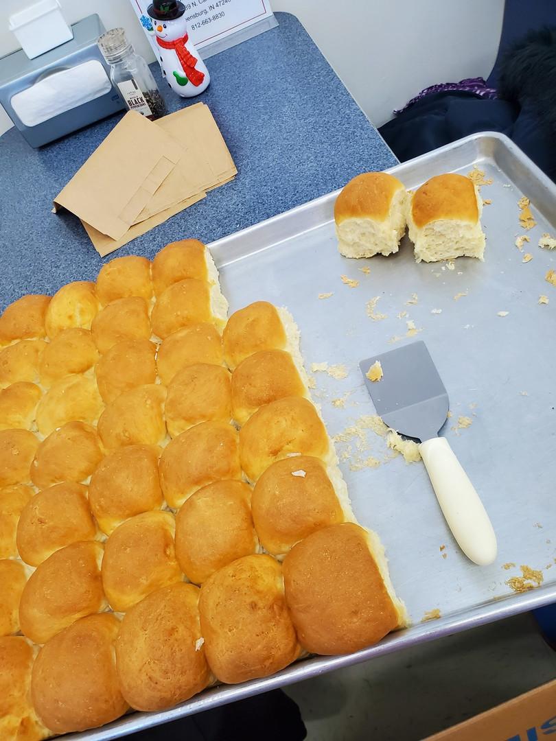 2021 Greensburg Bread of Life Turkey Noo