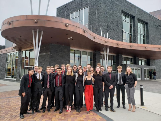 Duluth East Jazz 18-19 at Eau Claire!