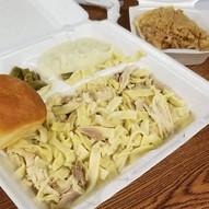 2021 Greensburg Bread of Life Turkey Noodle Dinner