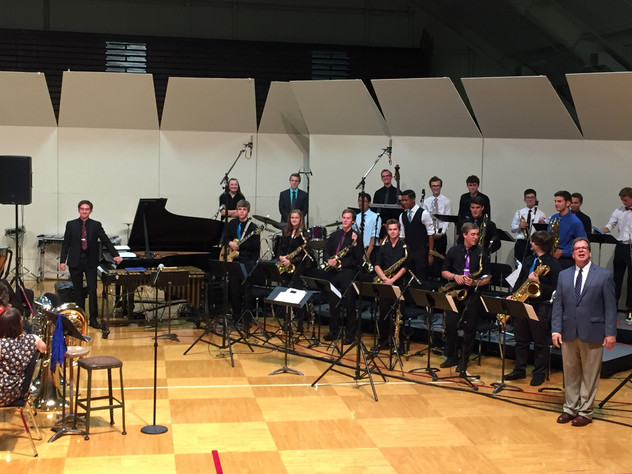 MMEA All-State 17-18 Jazz Band!