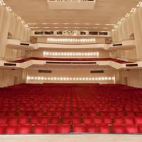 Atlanta Symphony Hall interior - Credit