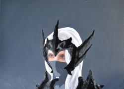 """Chevalier noir  """"Flandre"""""""